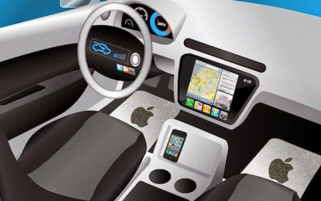Apple iCar Concept