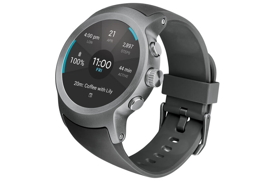 Google and LG Release Two Smartwatches With Android Wear 2 ...