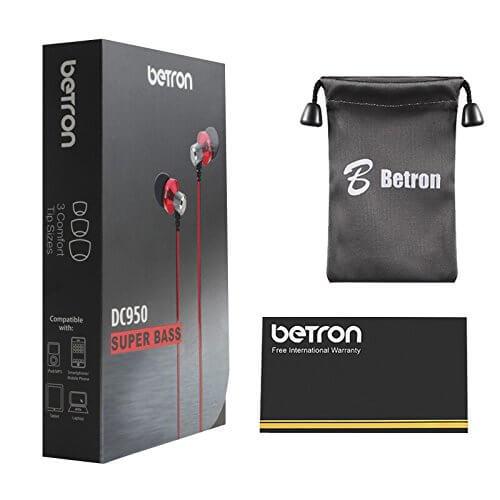 Betron-earphones