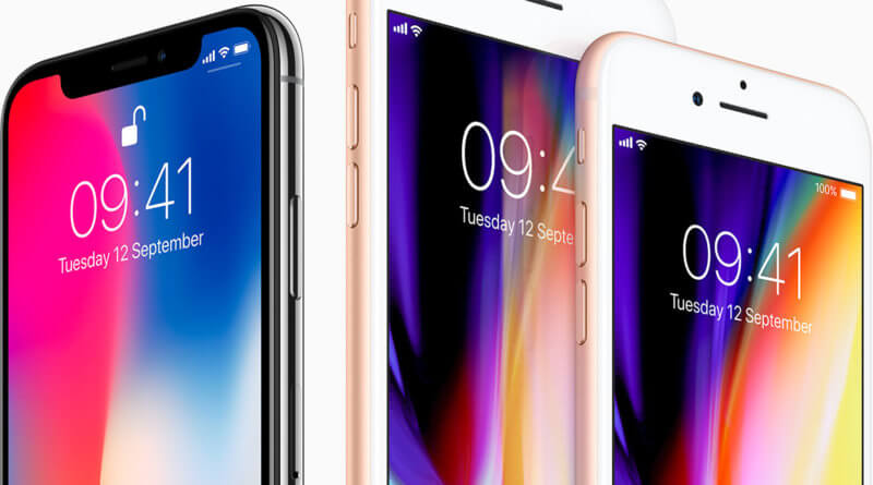 Apple IPhone X 8 And Plus Release Date Price New Features