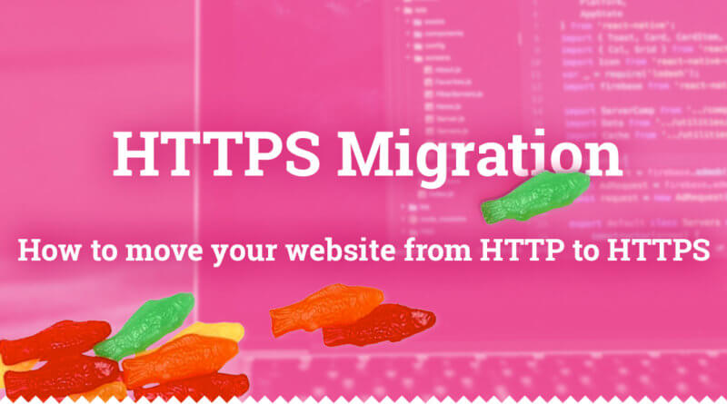 How to migrate to HTTPS