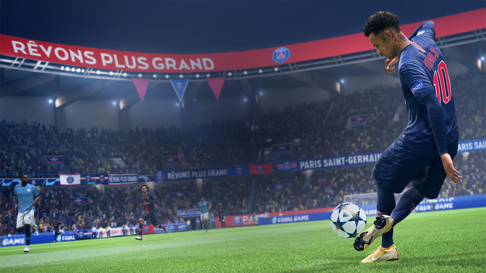 FIFA 19 Active Touch System