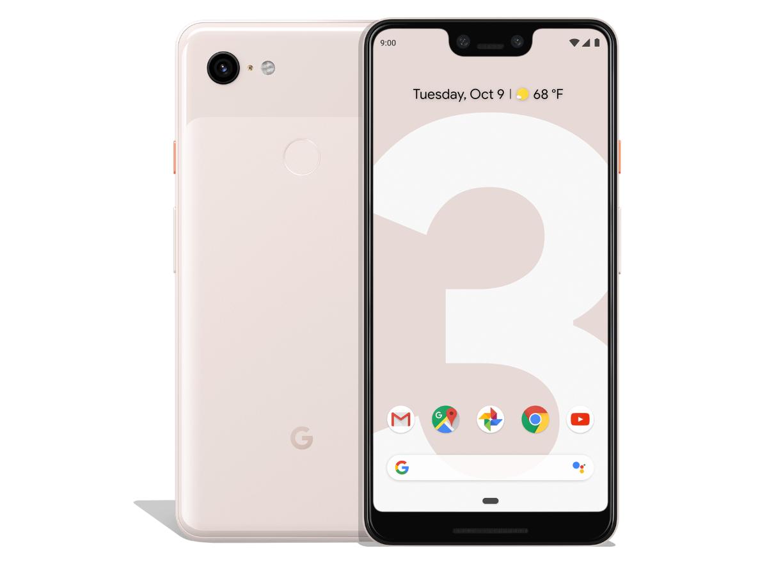 Google Pixel 3 XL Not Pink