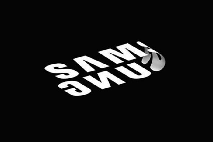 Samsung Folding Logo